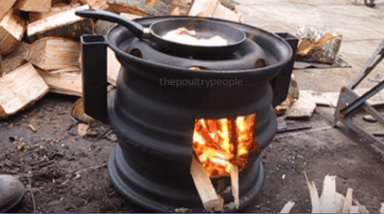 Perfect Outdoor Stove