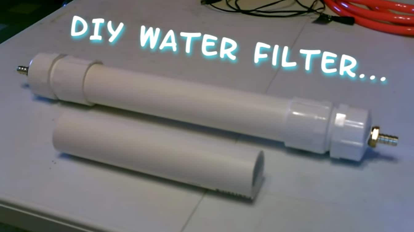 Off-Grid Water Filter