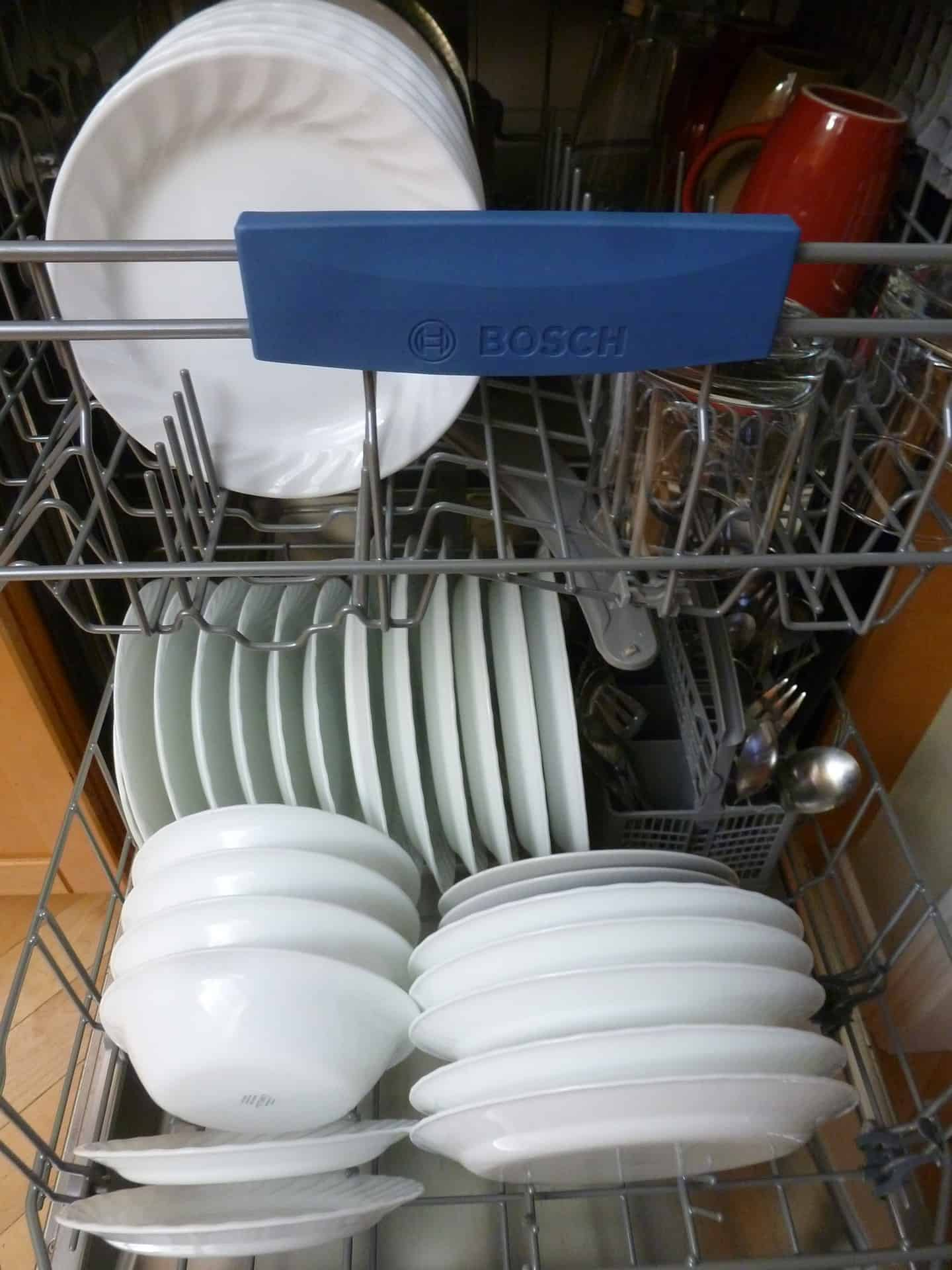 Let Your Dishes in the Dishwasher Air Dry