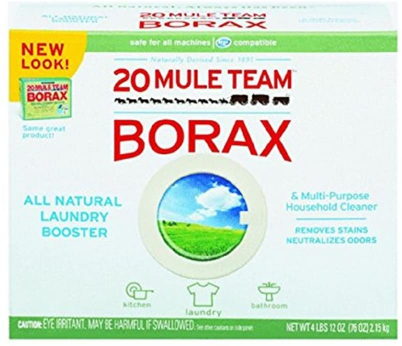 Borax Mixture