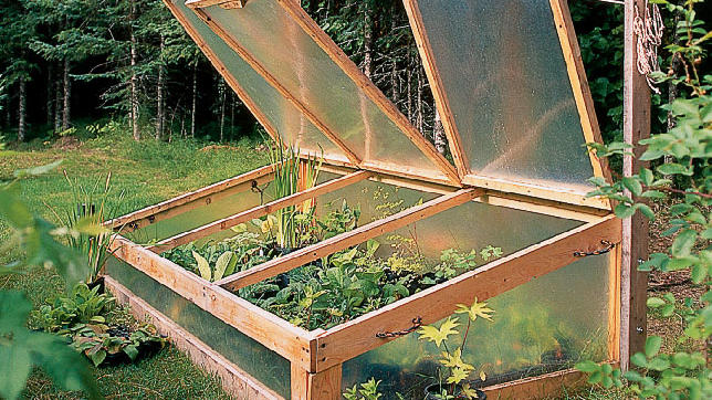 Flawless Cold Frames