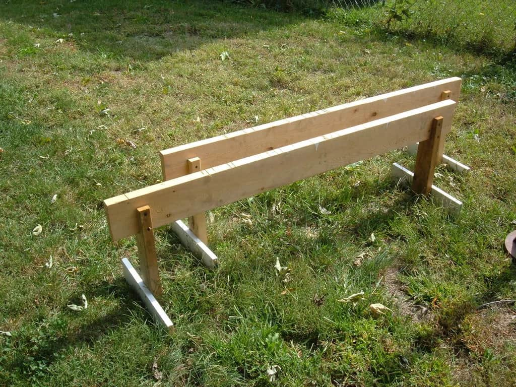 """Shorty"" Sawhorse"