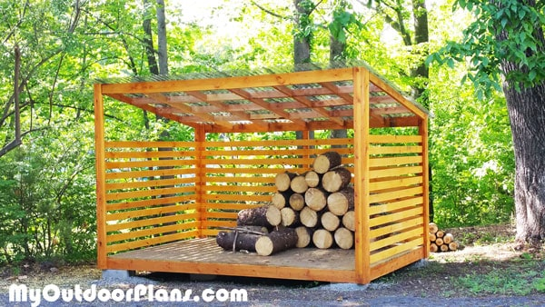 Large Log Storage