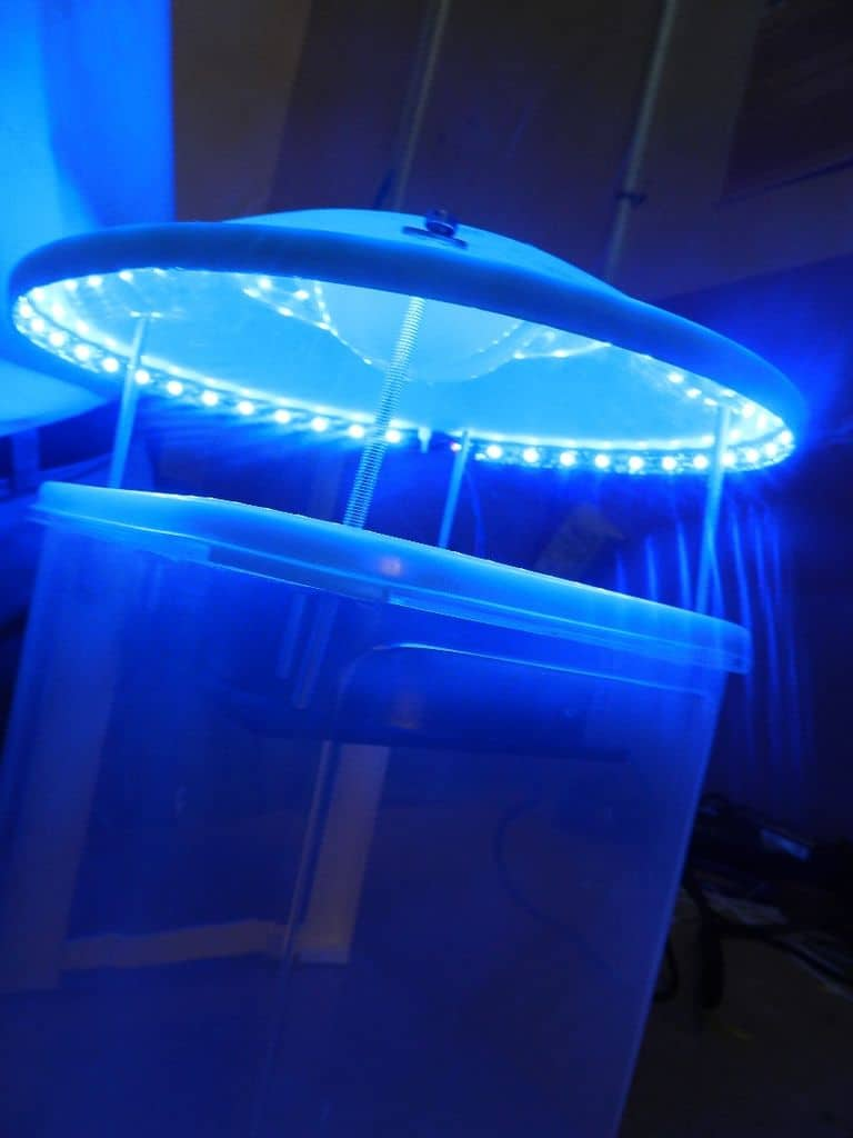 LED Light Strip Trap