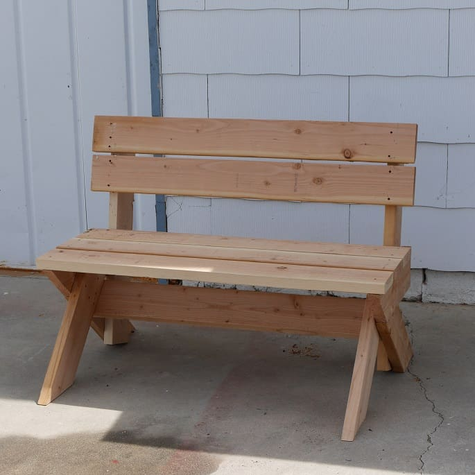Simple Standard Bench