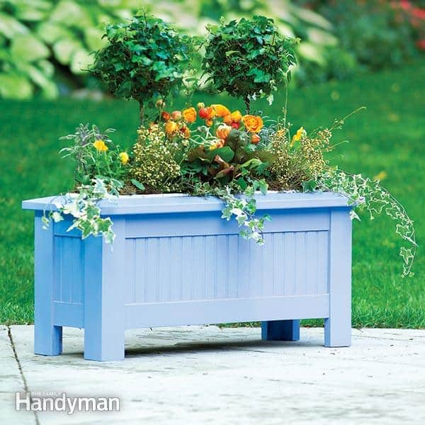 Three-Season Planter